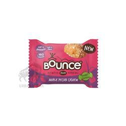 Kulka protein. nerkowce-syrop klonowy 35g Bounce