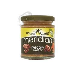 Masło z orzechów pecan 100% 170g Meridian
