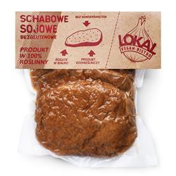 Schabowy Bezglutenowy 350g Lokal vegan Bistro LVB
