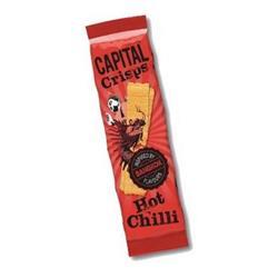 Chipsy Hot Chilli Bangkok 75g Capital Crisps