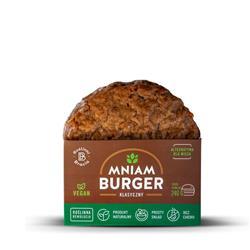 Burger klasyczny 2x120g Mleczni Bracia