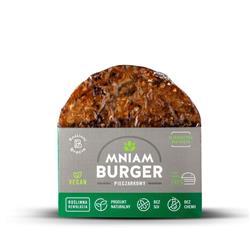 Burger pieczarkowo-konopny 2x120g Mleczni Bracia
