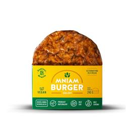 Burgery jaglane 2x120g Mleczni Bracia
