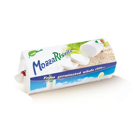 Mozzarella z brązowego ryżu 200g MozzaRisella-3691