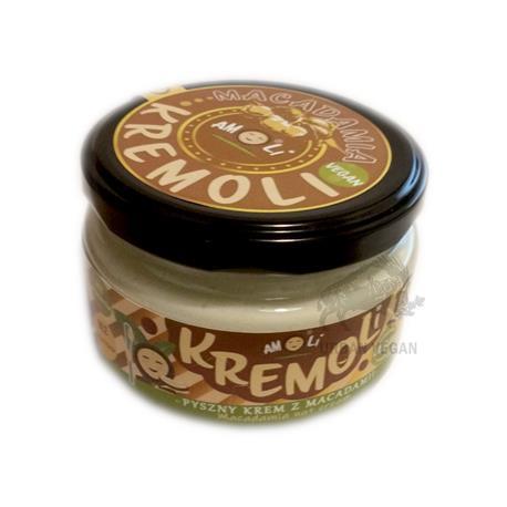 Krem macadamia 120g KREMOLI-8042