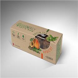 Kulki zielona herbata morela 3x16g Greenergy