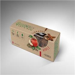 Kulki energetyczne jabłko cynamon 3x16g Greenergy