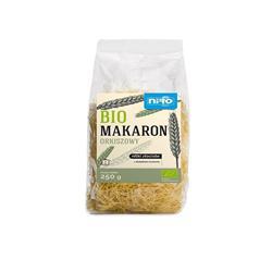 Makaron orkisz-kurkuma nitki BIO 250g NIRO