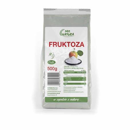 Fruktoza 500g Pro Natura-8101