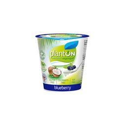 Jogurt kokosowy jagoda 160g Planton