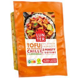 Tofu na patelnię Limetka chilli 180g Lunter-8194