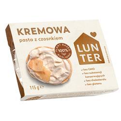 Pasta kremowa z czosnkiem 115g Lunter-8211