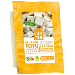 Tofu naturalne 180g Lunter