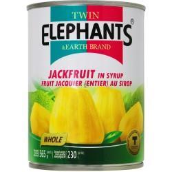 Jackfruit Chlebowiec w syropie 565g Twin Elephan-8224