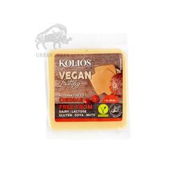 Roślinna alternatywa dla sera 200g Cheddar Kolios-7859