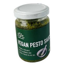 Pesto wegańskie z migdałów BIO 110g YOGAN-8252