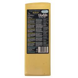 Ser wegański blok do pizzy 2,5kg Violife-8022