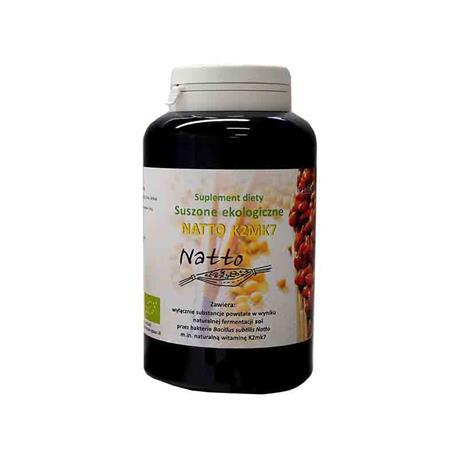 Natto suplement diety Bio 120 tab-8293