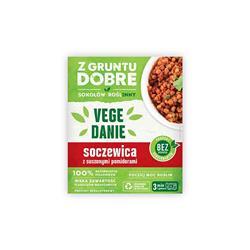 Soczewica z suszonymi pomidorami 400g ZGD-8303