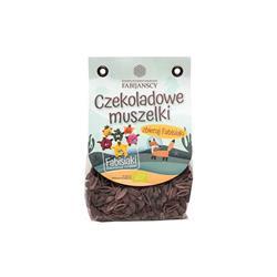 Makaron kukurydziany z kakao 250 g Fabisiak-8314