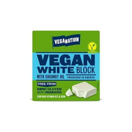Ser typu feta blok 150g VEGANATION-8317