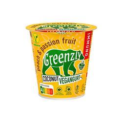 Jogurt kokosowy Brzoskwinia-Marakuja 130g Planton-8352