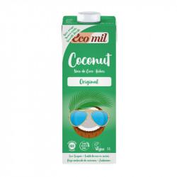 Mleko kokosowe z syropem z agawy 1l EcoMil