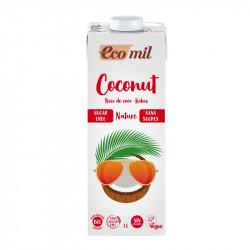Napój kokosowy niesłodzony 1l EcoMil