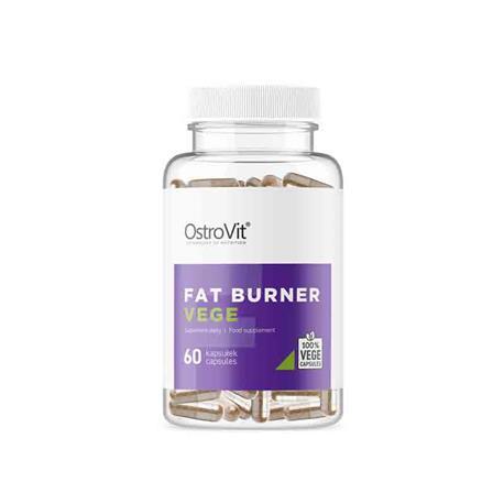 Fat Burner 60 kaps. OstroVit-8381