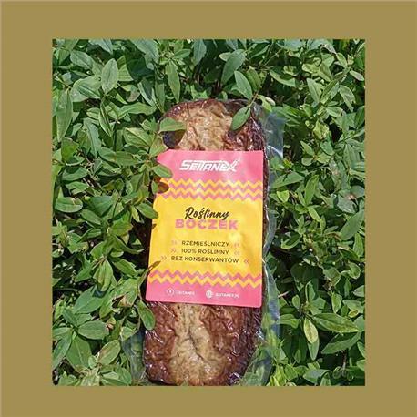 Roślinny Boczek 200g Go Seitan-8437