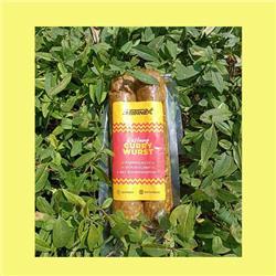 Roślinny Curry Wurst 200g Roślinex