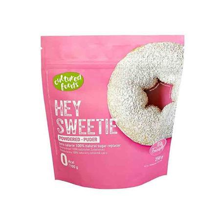 Naturalny zamiennik cukru w pudrze 250g CFoods-8439