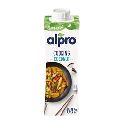 Śmietana kokosowa do gotowania 250ml Alpro-8444