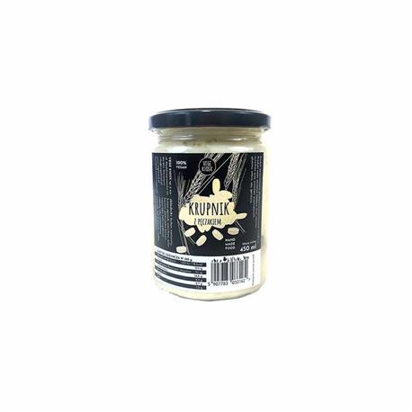 Zupa krupnik z pęczakiem Vege kiosk 450ml-8449