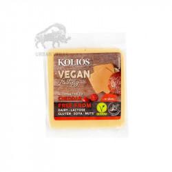 Roślinna alternatywa dla sera 200g Cheddar Kolios
