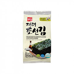 Algi snack słone 4g Wang