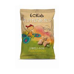 Chrupki z ryżu i soczewicy pizza BIO 30 g Go Kids-8327