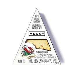 Ser z nerkowców papryka i czosnek 100g Veggo  -8552