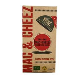 Mac & Cheez makaron z sosem 200g Terra Vegane