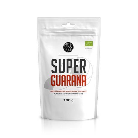 Bio guarana w proszku 100g Diet Food-8593