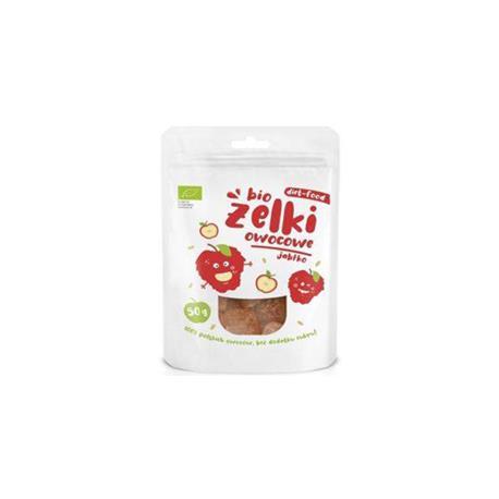 Żelki jabłko 50g Diet Food-8601