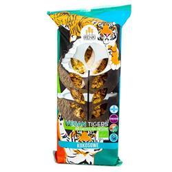 Ciastka owsiane z kokosem Tigers BIO, 120g-8609