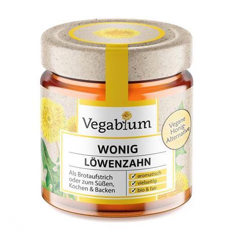 Miód wegański z mniszka 225g Vegablum-8615
