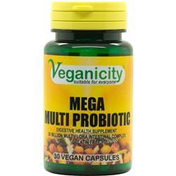 Kompleks bakterii probiotycznych 30 tab Veganicity
