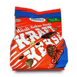 Ciastka orkiszowe musli kakao-migdał 80g Kraft