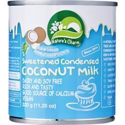 Mleczko kokosowe zagęszczone i słodzone 320g Natur-8686