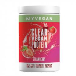 Czyste białko truskawka 320g  My Vegan