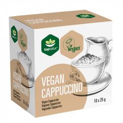 Cappuccino wegańskie w saszetkach 10x25g Topnatur