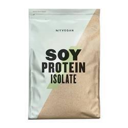 Izolat białka soi wanilia 1kg  My Vegan