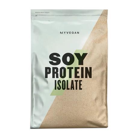Izolat białka soi wanilia 1kg  My Vegan-8830